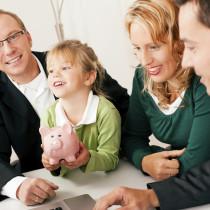 Unfallversicherung, Rentenversicherung, Lebensversicherung. Unfallversicherung